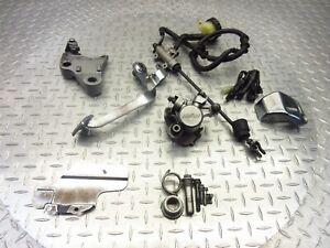 Rear Brake Master Cylinder Rebuild Kit 2000-2007 Honda Shadow Sabre 1100