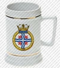 HMCS ST CROIX ROYAL CANADIAN NAVY BEER STEIN