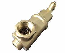 "1-1/4"" FNPT Air Separator Air Vent Spirovent Brass"