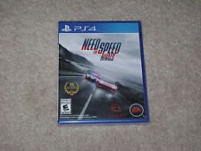 NEED FOR SPEED RIVALS...PS4...***SEALED***BRAND NEW***!!!!!!