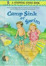Camp Sink or Swim (A Stepping Stone Book(Tm)-ExLibrary