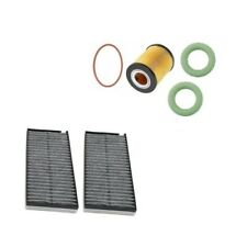 BMW E60 530i 525i 04-05 Filters Engine & Cabin & O-Rings Top Quality Tune Up Kit