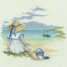 Derwentwater Designs Memories Cross Stitch Kit - Daydreaming
