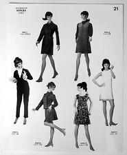 PHOTO MANNEQUIN FEMME SIÉGEL NOVITA Surréalisme Surréaliste Pub 1960 Corps