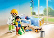 PLAYMOBIL #6661 DOCTOR WITH CHILD SET BRAND NEW