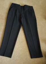 NEXT Black Tailored Trousers 12R