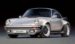 Tamiya 24279 1/24 Scale Model Sports Car Kit Porsche 911 Turbo 930 1988