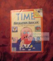 TIME February 18 1980 2/18/80 OPERATION ABSCAM FBI sting LAKE PLACID Olympics