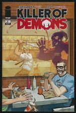 KILLER OF DEMONS  US IMAGE COMIC VOL.1 # 3of3/'09