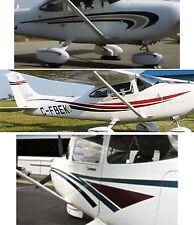 Aircraft Graphics Decals stripes airplane 152 172 177 182  400 Airplane Sticker
