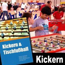 Ratgeber Kickern & Tischfußball, Tischkicker spielen lernen (Humboldt-Verlag)