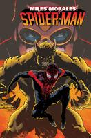 Miles Morales: Spider-Man 1, 2 / Variant - Tagebuch eines jungen Helden