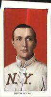 1909-11 T206 Reprint Baseball Card #127 Art Devlin