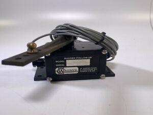 Wagner Cetrek Teleflex Autopilot Universal Rudder Follow Up