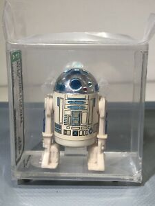 VTG Star Wars R2-D2 - SOLID DOME - AFA 75 EX+/NM - First 12 - KENNER - ARCHIVAL