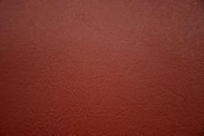 Red Medium Vinyl Upholstery Fabric Durable Grade Vinyl Fabric by the Yard