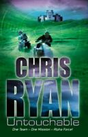 Alpha Force: Untouchable: Book 10, Ryan, Chris, Very Good, Paperback