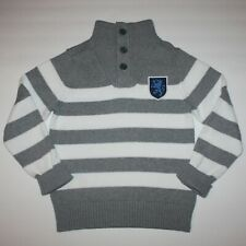 Tommy Hilfiger Boys Gray Sweater Top size 6 7