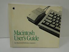 Macintosh User's Guide - 1993 Manual - 291 pages for Desktop Macintosh, Apple
