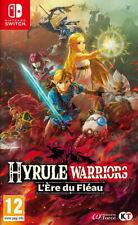 Zelda Hyrule Warriors : L'Ère du Fléau NINTENDO (VERSION NEUF SOUS BLISTER)
