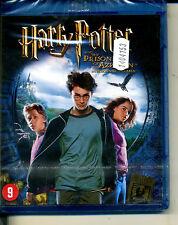 HARRY POTTER  et le prisonnier d'azkaban   blu ray neuf 14041543