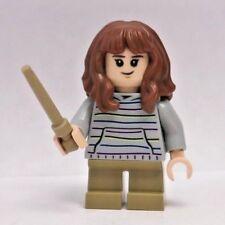 NEW Hermione Granger W/ Wand Harry Potter 75955 LEGO Minifigure Mini Figure
