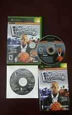 NBA Ballers: Phenom  (Xbox, 2006) Complete w/ 16 Song Soundtrack