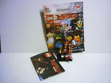 Lego Figurine Minifigure 71019  Série Ninjago movie  N°17 -100% lego NEUF !!!