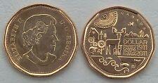Kanada / Canada 1 Dollar 2011 p1166 unz.