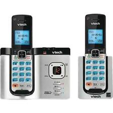 VTech DS66212 DECT 6.0 2 Handset Cordless Phone With Digital Answering Machine