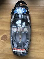 Star Wars Titanium Series Z-95 HEADHUNTER Diecast rare NIP 2008 Hasbro