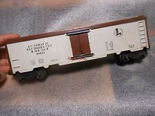 Lionel 36621 Automatic Refrigerated Milk Car 0 Scale