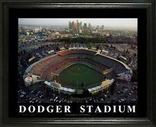 LOS ANGELES DODGERS @ DODGERS STADIUM 22X28 FRAME