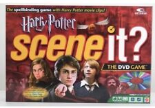 Harry Potter Scene it? The Spellbinding DVD Game with Harry Potter Movie clips!