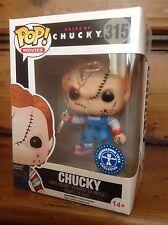 Funko Pop! novia de Chucky (las cicatrices Chucky) #315 Exclusivo Figura de Vinilo * Nuevo *