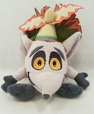 King Julian from Madagascar soft toy plush rare