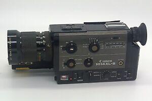 Canon 1014XL-S Super8 Camera, Listing #20