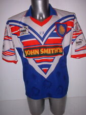 Great Britain Puma Adult XL VIntage Shirt Rugby League Jersey Top John Smith