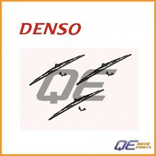 Acura MDX 2001 2002 2003-2010 Set of 3 Denso Front Right Windshield Wiper Blades