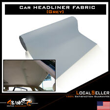 Auto Headliner Fabric Upholstery Sag Replace Interior Decorate 5' x 5 ft wide