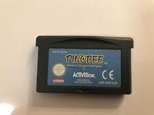 Gameboy Advance (GBA) //Pinobee wings of Adventure