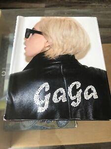 Lady Gaga by Terry Richardson (2011, Hardcover) 1st Edition Art Book Photography