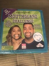 The Original Mouthguard Challenge Game 1,100 New Challenges With 6 Mouth Guards
