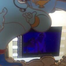 Disney Pin Aladdin And Jasmine Cel Piece Of Movie History Movies PODM Rare Le