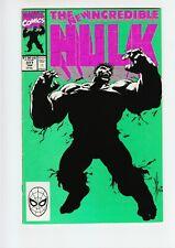Incredible Hulk #377 classic Keown Marvel 1988 1st print