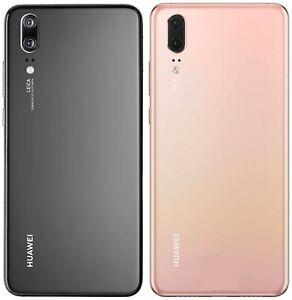 "NEW Huawei P20 - 128GB 4G LTE (GSM UNLOCKED) 5.8"" LCD 20MP Smartphone EML-L09"