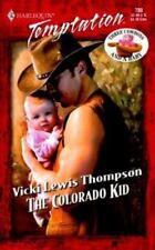 THE COLORADO KID by Vicki Lewis Thompson 2000 Harlequin Temptation Romance