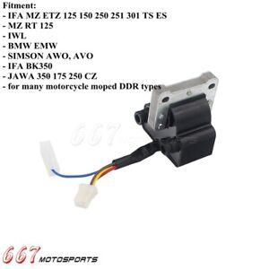 Zündspule Spule Ersatz Modul Für Jawa 350 175 250 Cz Motor Motorrad Teile