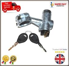 New Quality Ignition Lock Barrel Switch 2 Keys for Nissan Micra K11 1992-02/2003