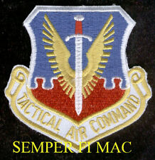 TACTICAL AIR COMMAND US AIR FORCE TAC PATCH RB57 AFB RB66 EB66 F117 KB29 KB50